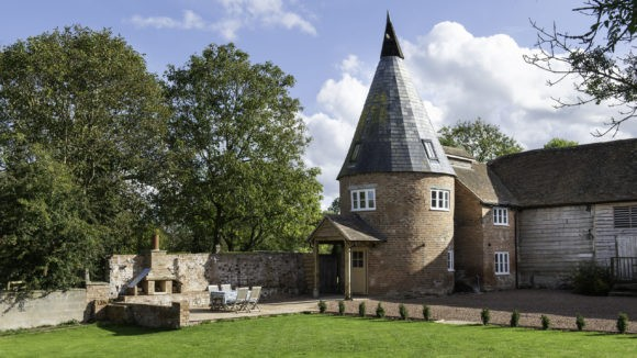 The Hop Kiln, Wall End Farm