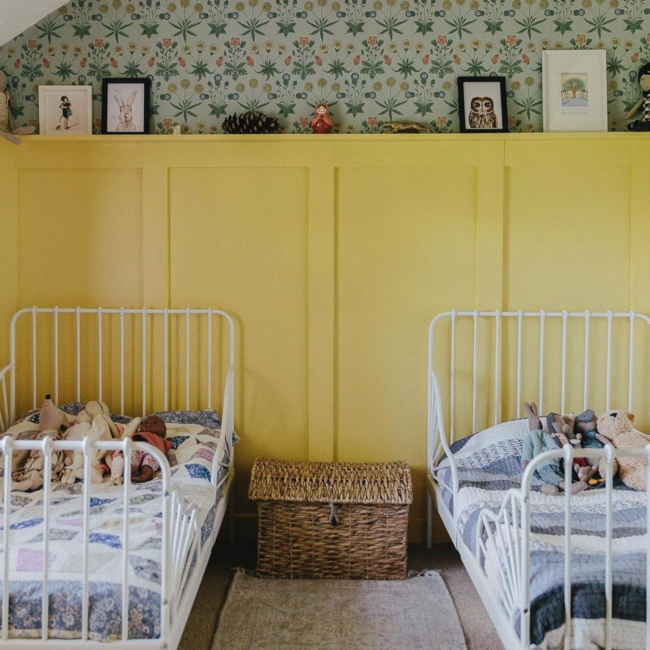 Colourful Inspiration for Children's Bedrooms