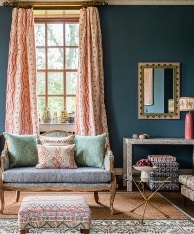Azurite Sitting Room